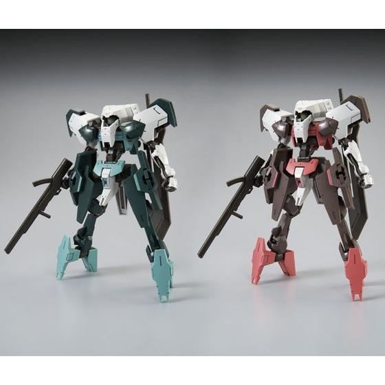 P-Bandai: HG 1/144 Hugo Twin Set