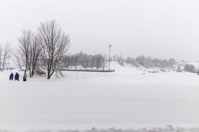 Québec City's Village Vacances Valcartier's Hôtel de Glace winter park