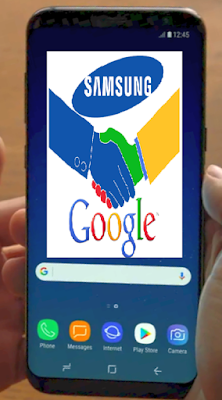 Samsung and google relationship