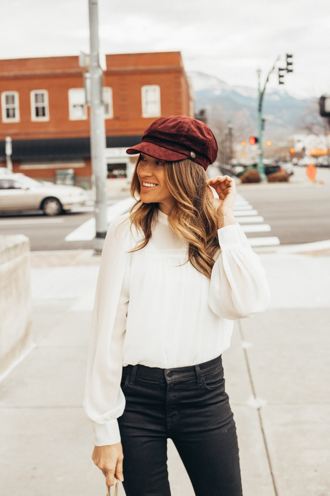 Easy Look For Work And Play by popular Colorado fashion blogger Eat Pray Wear Love