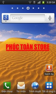 Tiếng Việt Samsung sgh-i997r alt