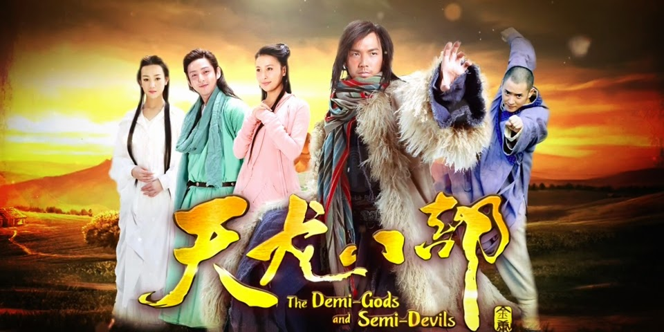 List of Popular Ancient Chinese TV Series 1993 - 2013 - DramaPanda