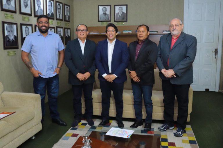 Osmar Filho  e Beka Rodrigues consolida parceria com Câmaras Municipais.