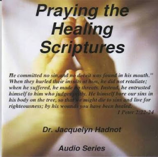 21 Healing Scriptures