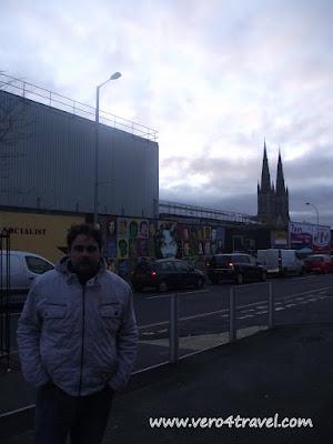 Catedral St Peter Oeste de Belfast.