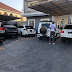 Obafemi Martins Poses In His Garage, Check Out His Luxury Cars