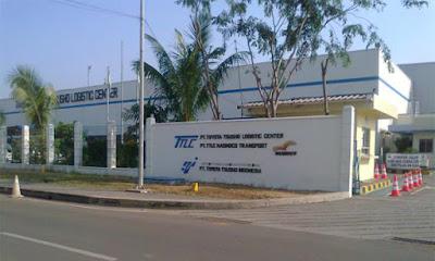 Lowongan Kerja SMA SMK D3 S1 PT Toyota Tsusho Logistic Center (PT TTLC) Jobs : Operator Warehouse, Accounting Manager