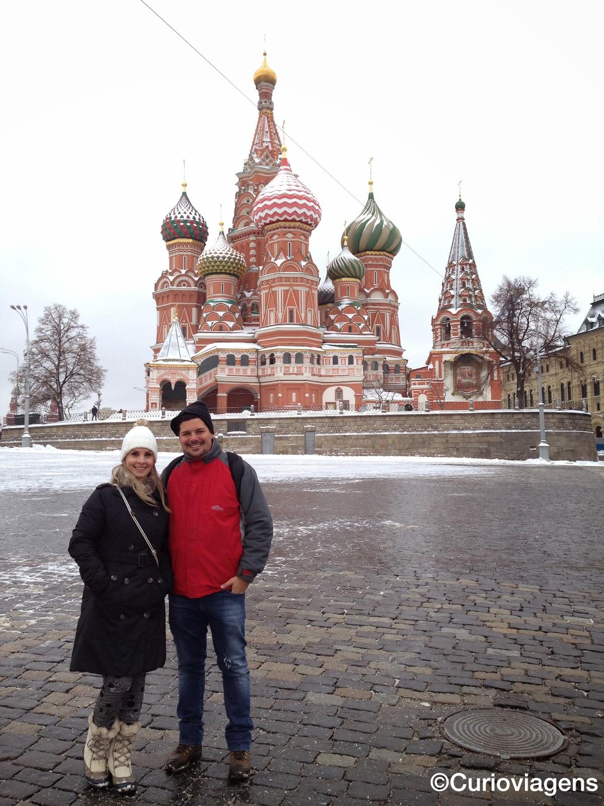 GUia Prático de moscou - O que você precisa saber sobre Moscou