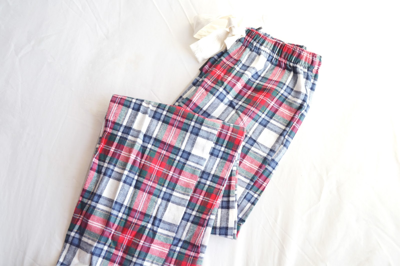 tartan trousers, tartan