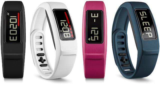 Bratara fitness Garmin Vivofit 2
