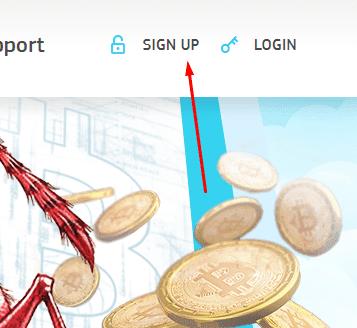 Регистрация в CryptoAnt