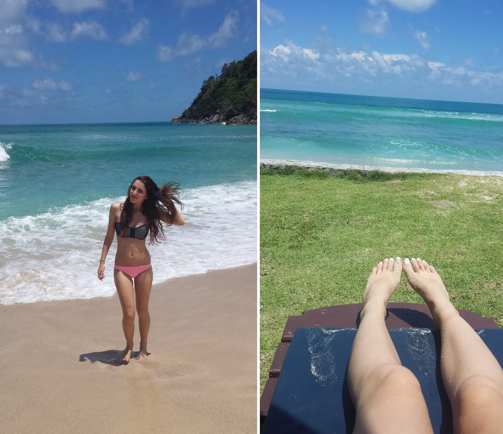 Molly Rosewolf Triangl Bikini