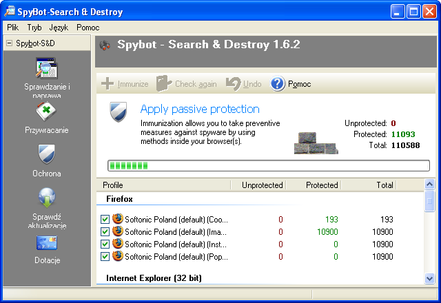 Spybot - Search & Destroy Terbaru (Software Antivirus & Malware Gratis)