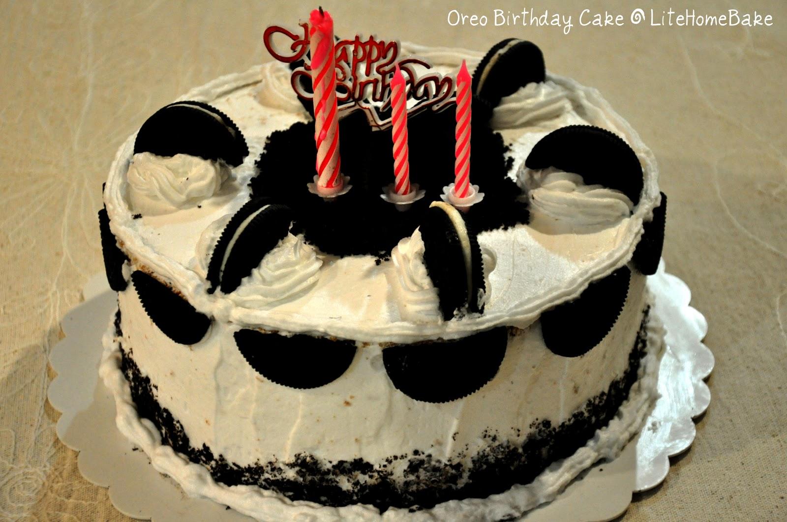 Inside Out Oreo Cake