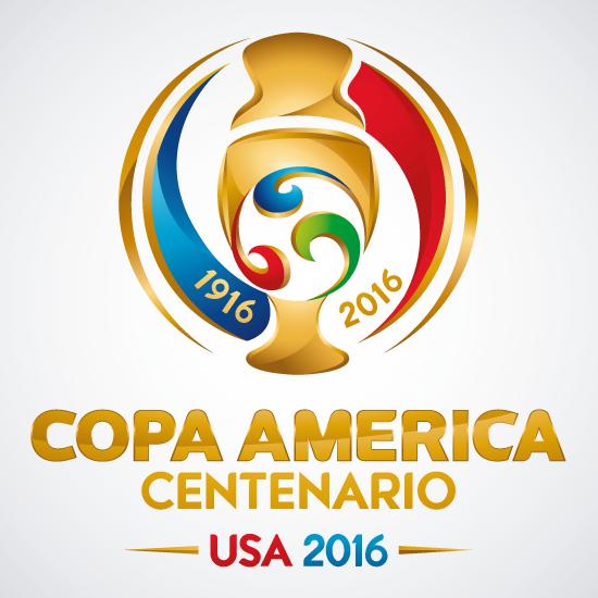 Logo Copa América Centenario 2016