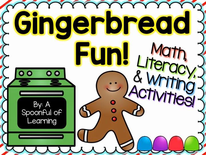 Gingerbread Man!!