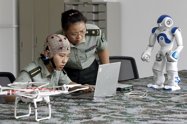 Chinese Military Scientists Disguise As Students To Steal Intellectual Property At Universities Worldwide