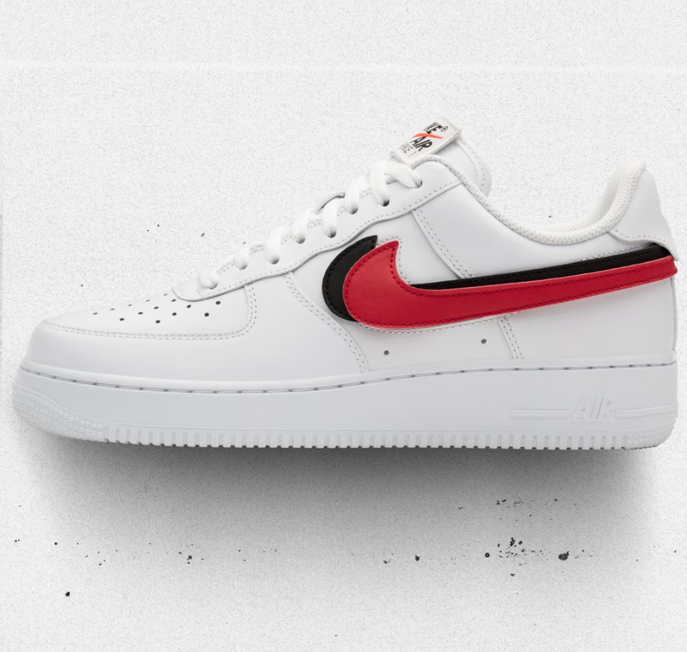 THE SNEAKER ADDICT  Nike Air Force 1 Allstar  Swoosh Pack  Sneaker ... 54f6f4df7