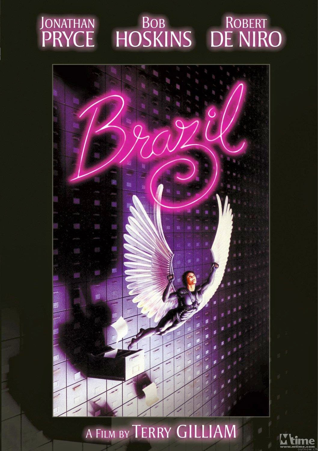 Affiche de Brazil, de Terry Gilliam