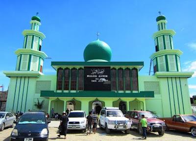 Masjid An-Nur Sebagai Cahaya Islam di Timor Leste