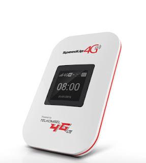 modem 4G speedup