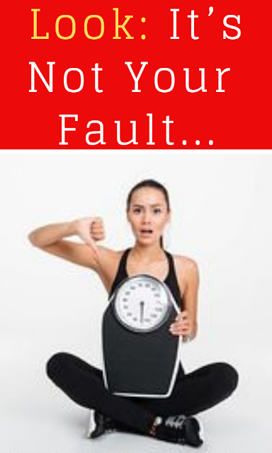 Look: It's Not Your Fault...