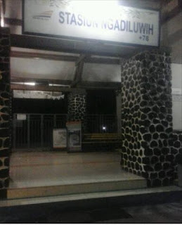 Stasiun Ngadiluwih