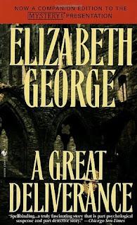 Elizabeth george mystery writer latest book