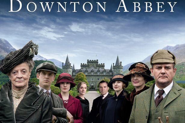 The Jane Austen Film Club: Downton Abbey Season 3 Finale (UK Christmas Special)