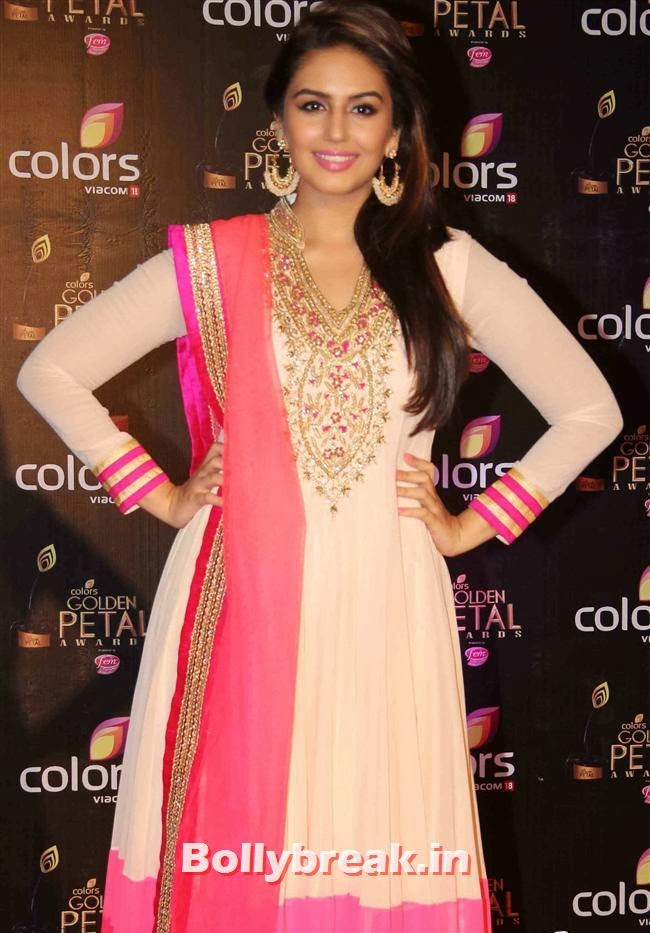 Huma Qureshi, Colors Tv 3rd Golden Petal Awards
