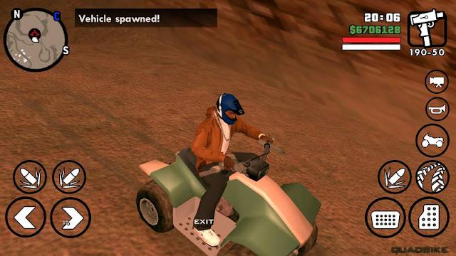 Auto Wear Helmet like GTA IV and GTA V Mod v2