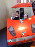 museo dei bambini  festa del papà