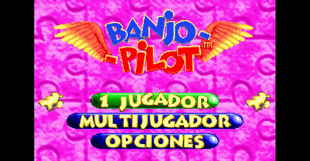 Banjo Pilot - Español - Captura 2