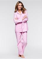 Pijama din flanelă