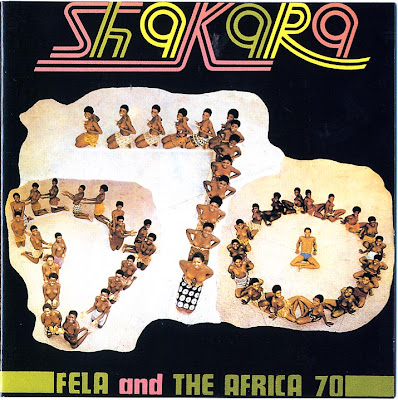 Fela Kuti shakara was a hit all over africa
