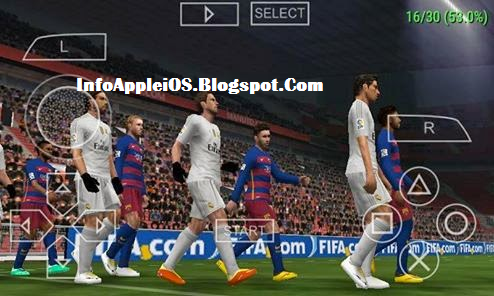 Game PES 2016 By Londay