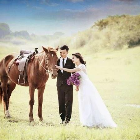 Kinh nghiệm chụp ảnh cưới ở bãi đá sông Hồng