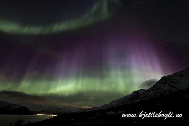 Entrevista al fotógrafo de auroras boreales Kjetil Skogli