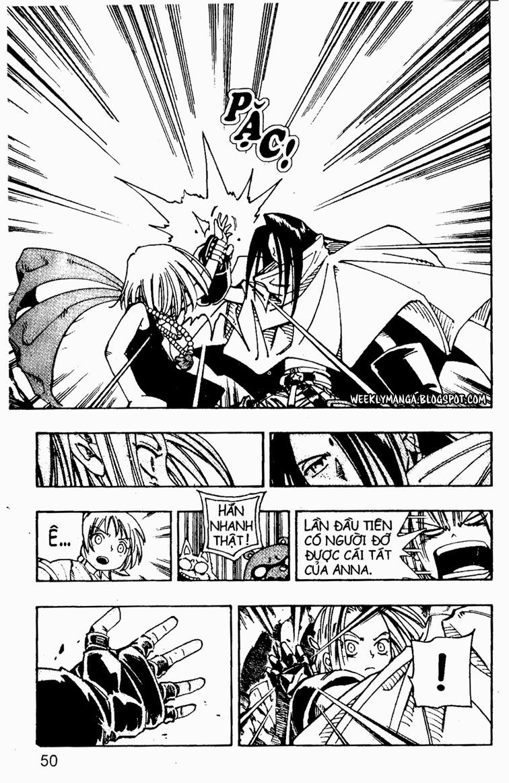 Shaman King [Vua pháp thuật] chap 106 trang 11