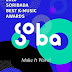 [2018 SOBA] Official Line Up of Artists Kpop Soribada Best K-Music Awards 2018 in Olympic Gymnastics Arena, Seoul South Korea