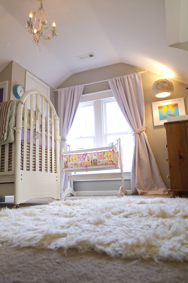 Black And White And Loved All Over A Nursery For Livvy