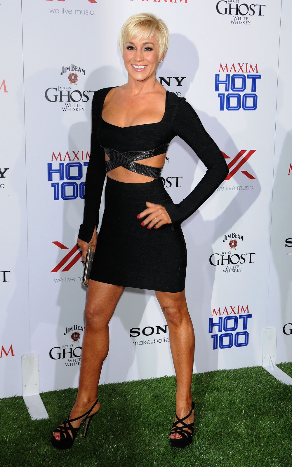 Kellie Pickler 2013 Maxim Hot 100 Party Just Fab Celebs