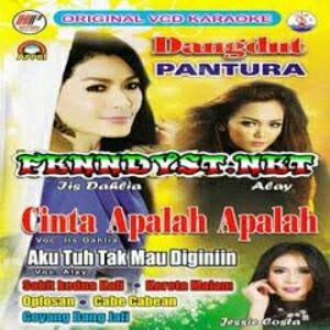 Dangdut Pantura (2015) Album cover