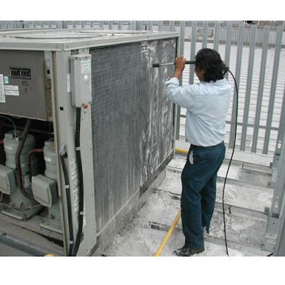 AHU cleaning services