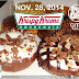 Krispy Kreme Iloilo opening on November 30, 2014