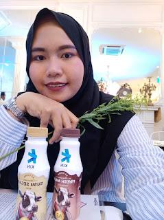 5 minuman yang dapat mengembalikan energi setelah berpuasa, rekomendasi minuman untuk berbuka puasa, berbuka puasa dengan KIN Fresh MIlk, KIN fresh Milk tidak bikin mual dan kembung