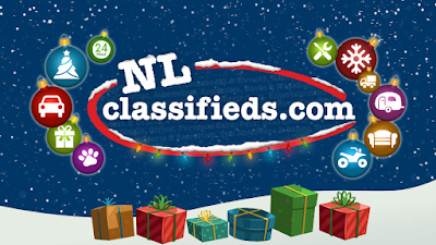 NL Classifieds 4th Annual Christmas Advent Calendar - Rules & Details 2017