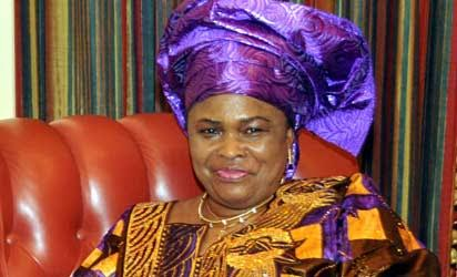 Breaking: Court unfreezes Patience Jonathan's $5.9million account