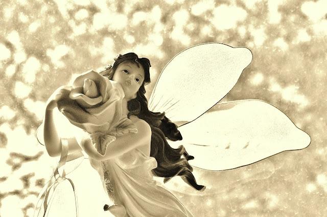Anjos, língua dos anjos