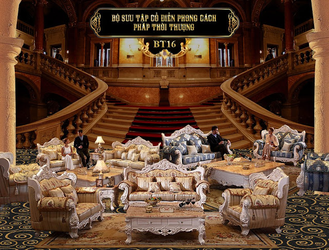 Ghế sofa BT16